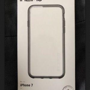 Incipio -Octane Pure for iPhone 7/8 - Smoke & Mint